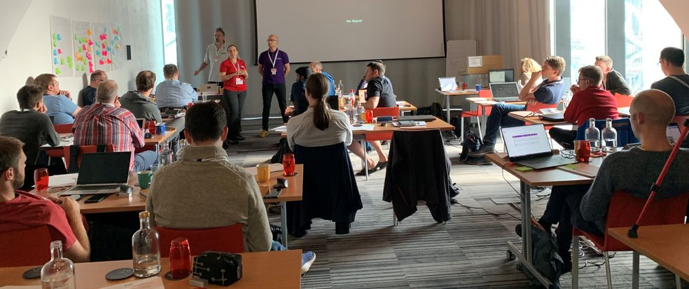 DSH Pragmatic Software Development Workshop @ GDevCon #2 (Birmingham, UK, Aug 2019)